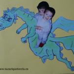 La magia de los cuentos. El dragón Félix